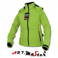 FINEZJA Softshell green