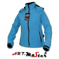 FINEZJA Softshell blue